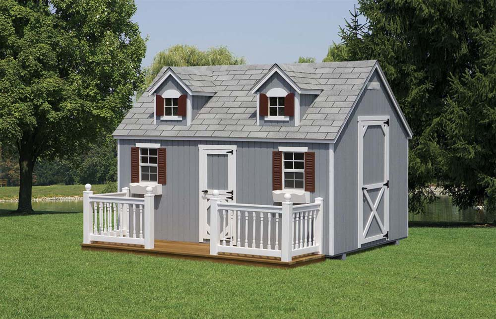 Cape Cod Play Houses Sheds Garages